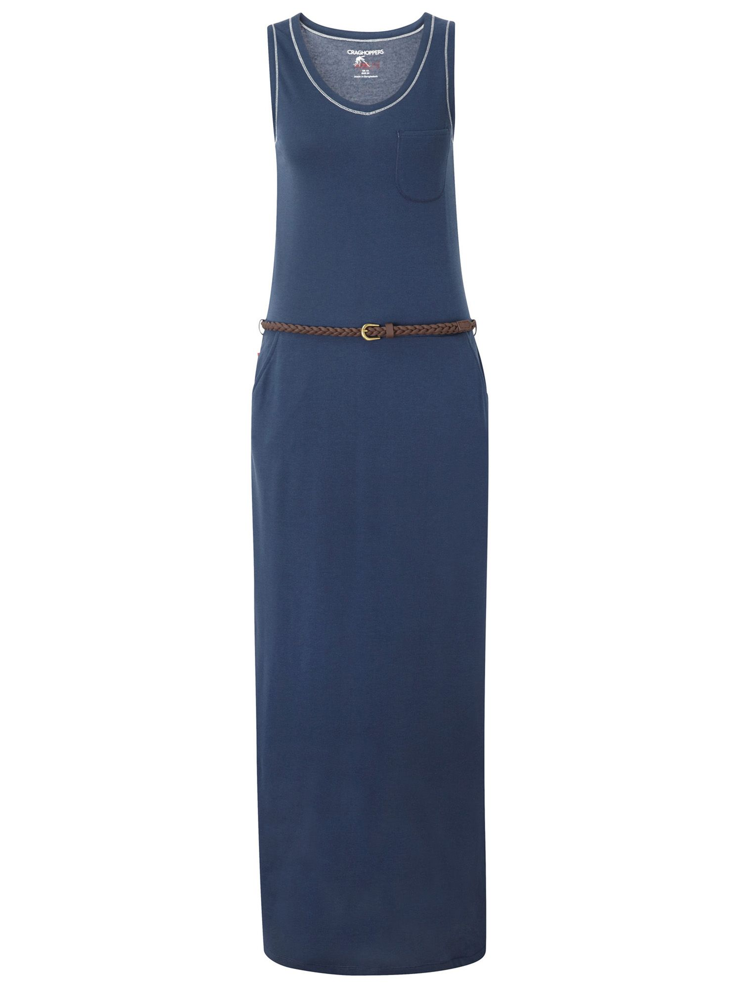 Craghoppers Craghoppers NosiLife Aimee Maxidress, Navy
