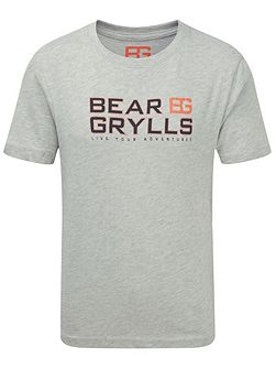 Bear Grylls Printed T-Shirt