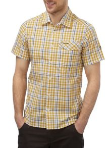 Craghoppers Lomand Short Sleeved Shirt