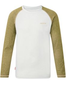 Craghoppers Kids NosiLife Barnaby Long Sleeved Tee