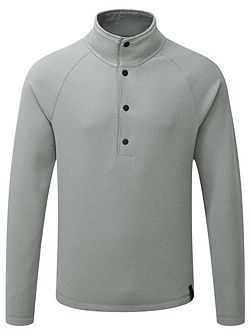 Reston Half Button Fleece
