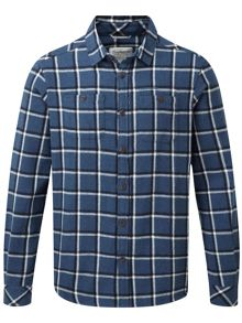 Craghoppers Gillam Check Long Sleeved Shirt