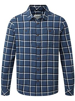 Gillam Check Long Sleeved Shirt