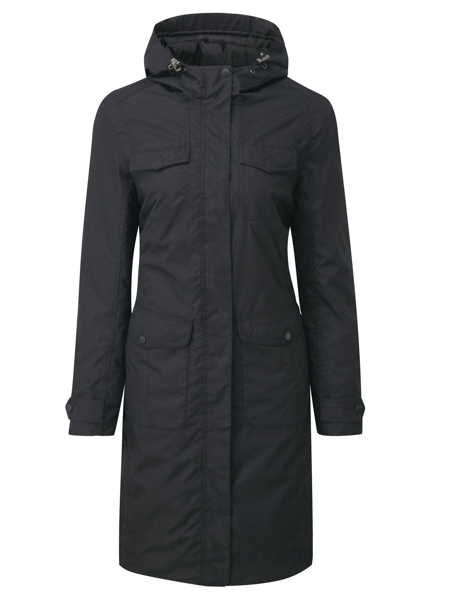 Craghoppers Emley Jacket, Jet Black