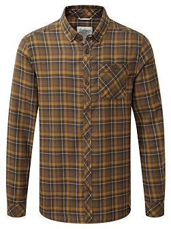 Kearney Long Sleeved Checked Shirt