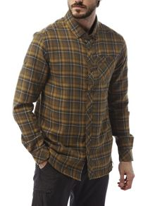 Craghoppers Kearney Long Sleeved Checked Shirt