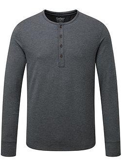 Fermont Long Sleeved Henley Shirt