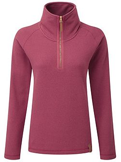 Delia Insulating Half Zip Fleece