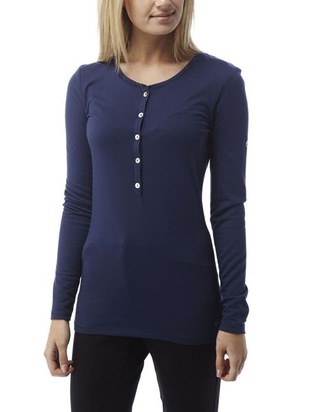 Craghoppers Gracefield Long Sleeved T-Shirt