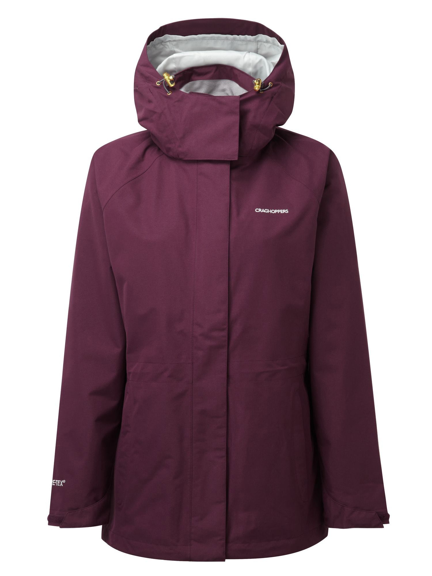 Craghoppers Marissa Gore-Tex Jacket, Red