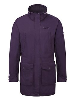 Madigan III Long Waterproof Jacket