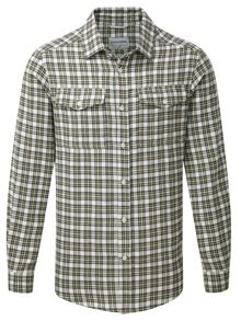 Craghoppers Kiwi Long Sleeved Checked Shirt