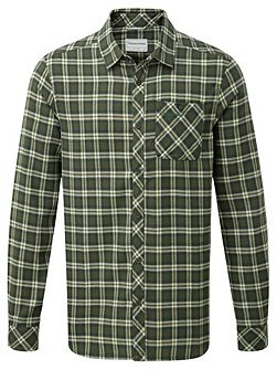 Brigden Check Long Sleeved Shirt