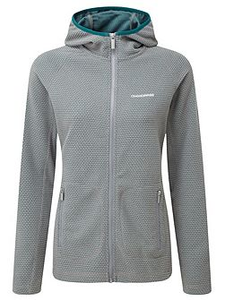 Hazelton Hooded Fleece Jacket