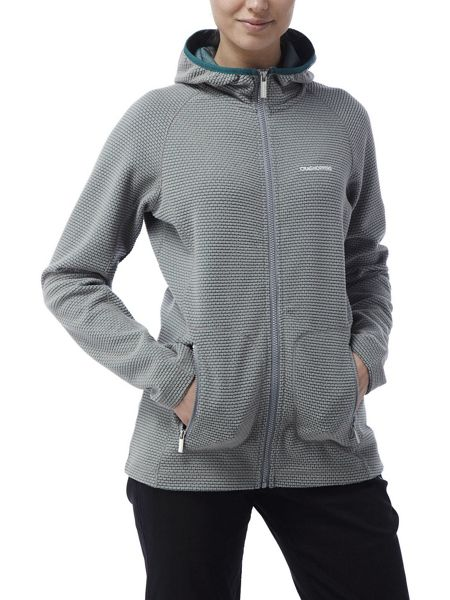 Craghoppers Hazelton Hooded Fleece Jacket