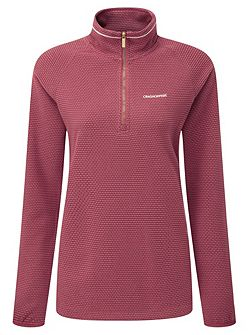 Hazelton Half Zip Fleece