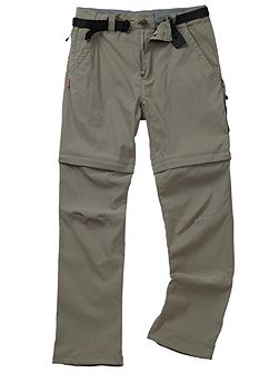 Men's Craghoppers NosiLife Stretch Convertible Trousers