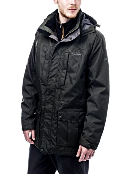Craghoppers Kiwi Long Waterproof Jacket