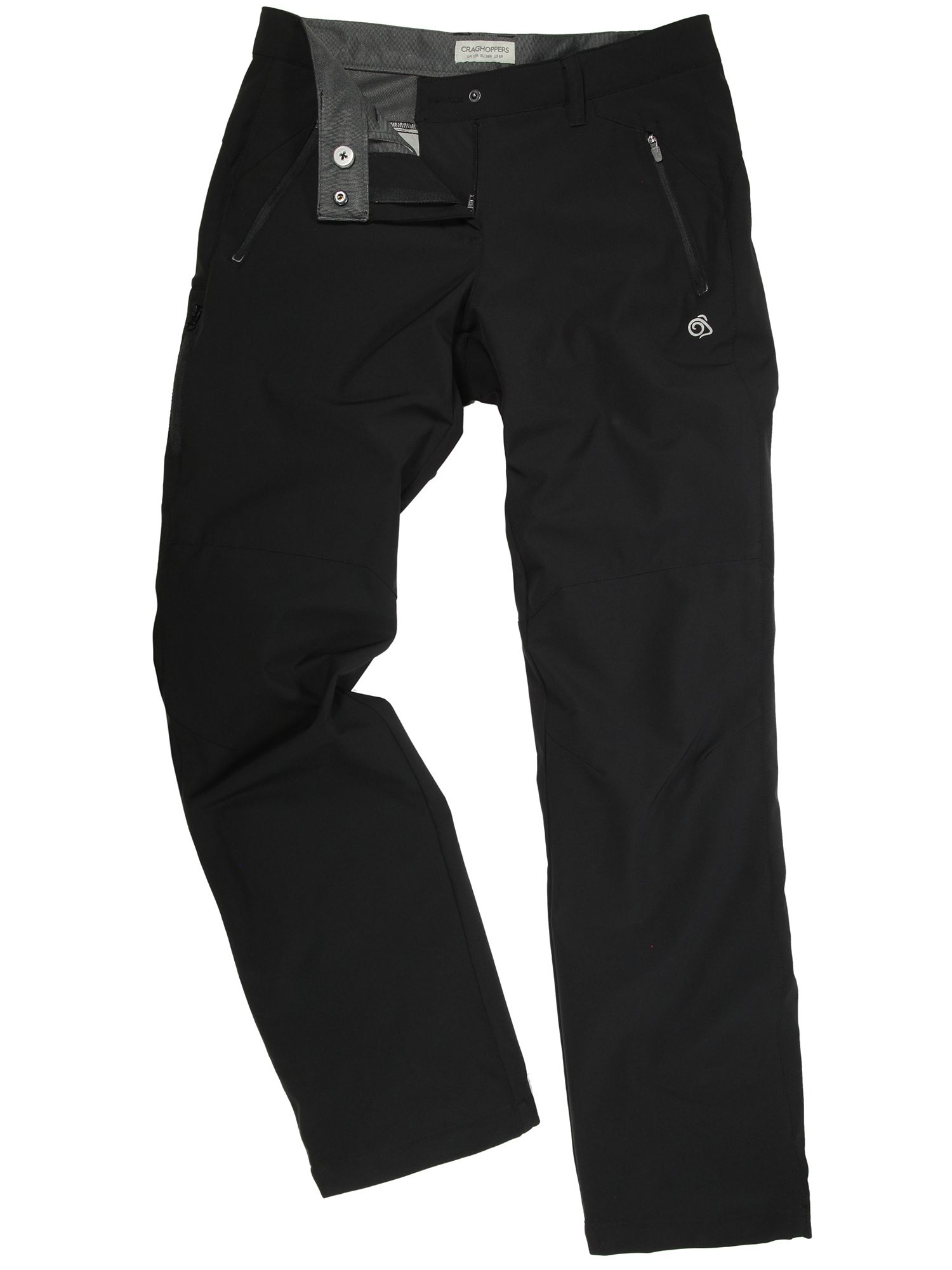 Craghoppers Kiwi Pro Trousers, Black