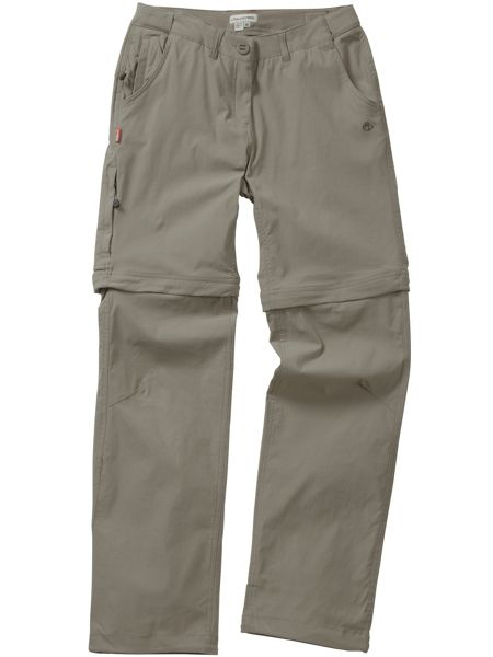 Craghoppers NosiLife Stretch Convertible Trousers