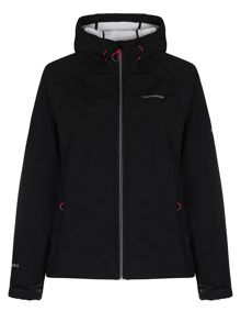Lena Hooded Jacket