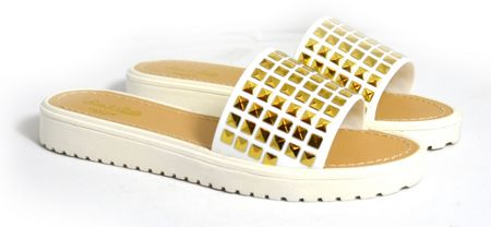 Sam and Billie for Carlton London Karolina slip on sandals