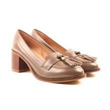 Carlton London Cai heeled loafer