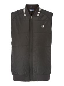 Twin Tipped Gilet Full Zip Gilet