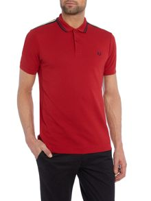 Fred Perry Bomber shoulder insert polo