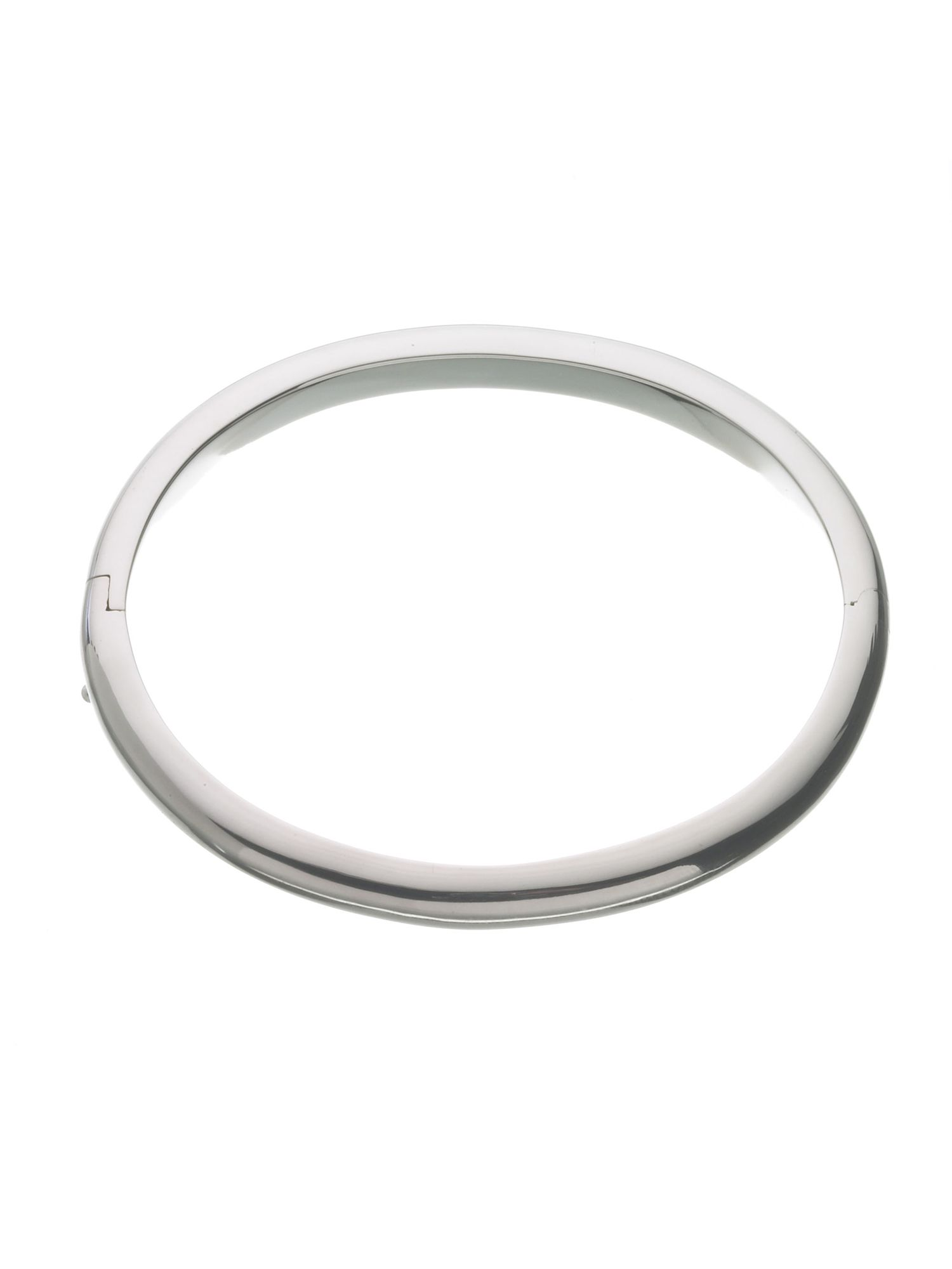Classic Oval Bangle