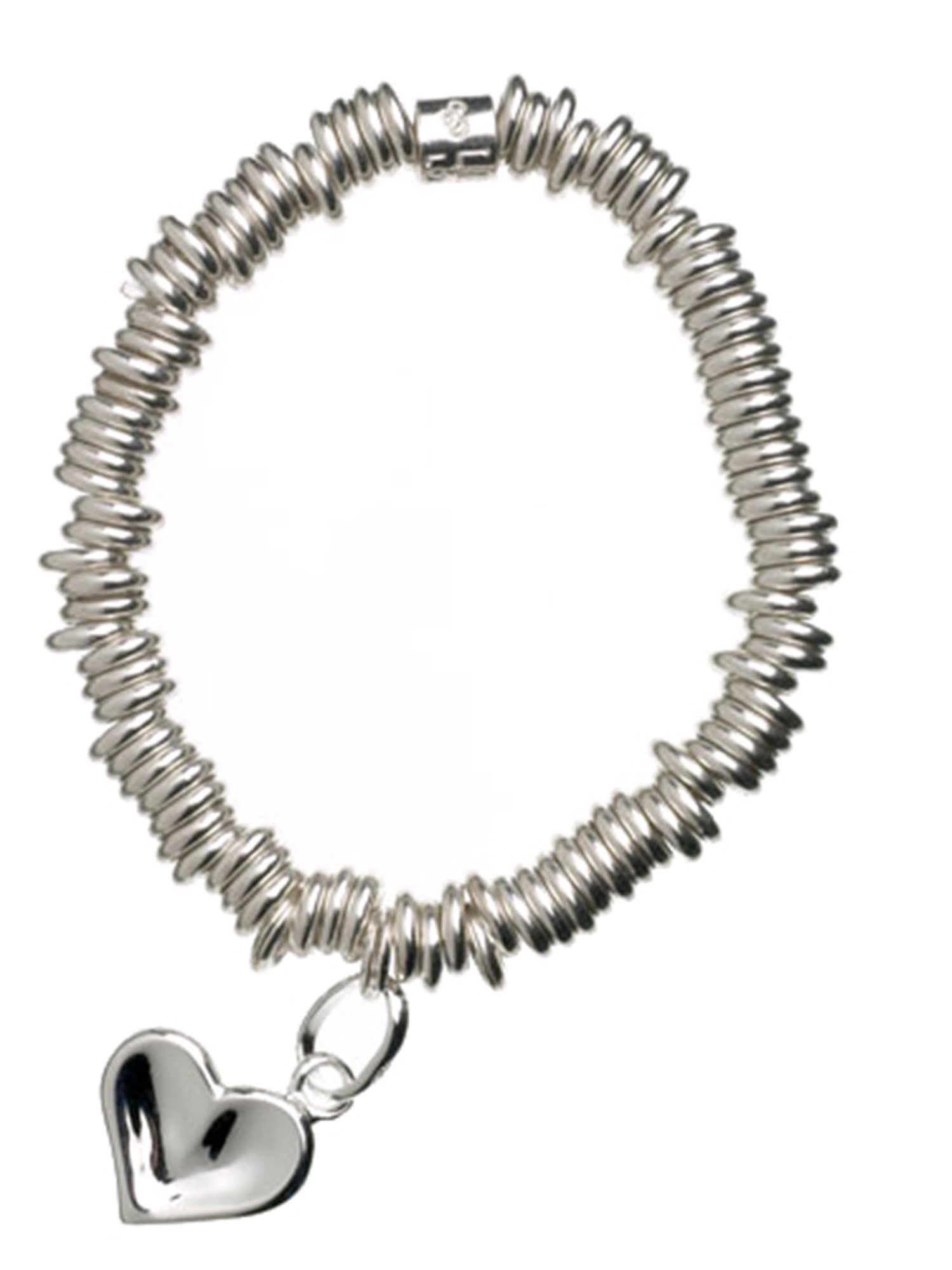 Links of London Childs Sweetie Bracelet with Heart Charm