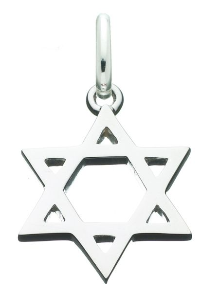 Links of London Star of David Charm