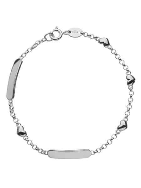 Links of London Hearts ID Bracelet