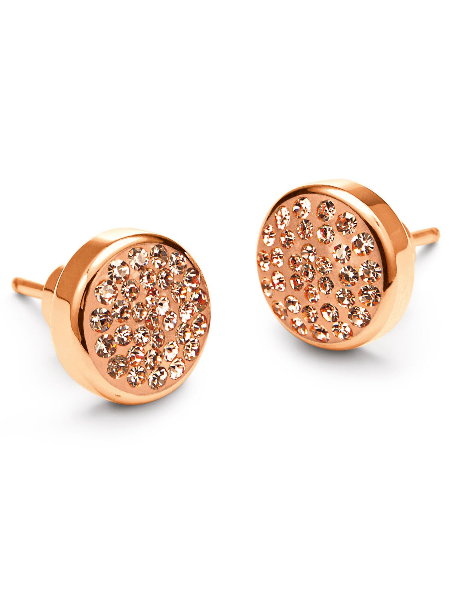 Bling Chic Stud Earrings