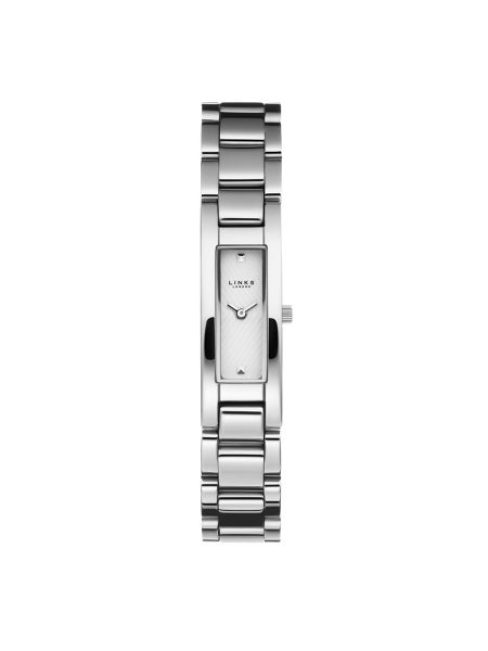 Links of London Selene White Dial Stainless Steel Watch