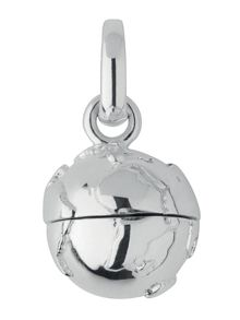 Links of London Globe - Travelling Memories Locket