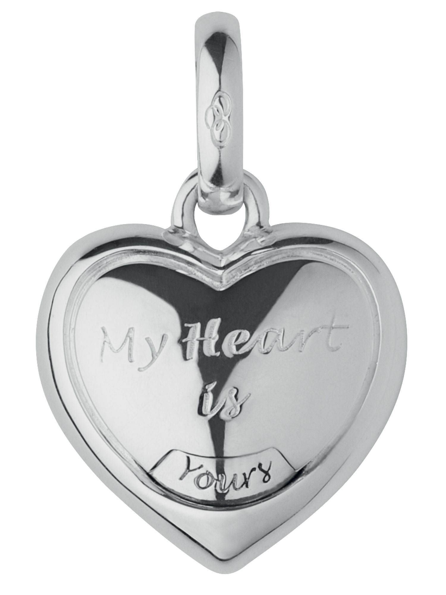 Decisions of the heart charm