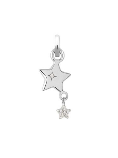 Links of London Wish upon a star 18ct white gold charm