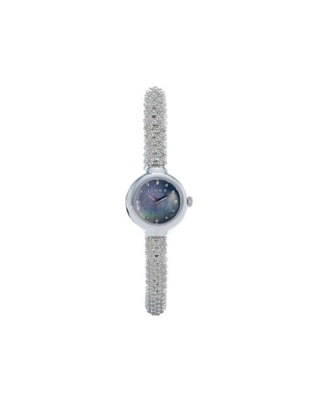 Links of London Effervescence Star Sapphire Watch in Black