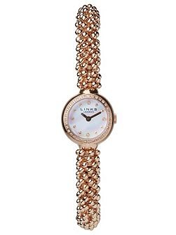 Effervescence Star Rose Gold Watch