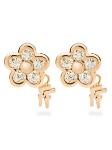 Folli di fiori flower earrings