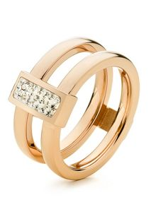 Folli Follie Match & dazzle ring