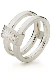 Match & dazzle ring