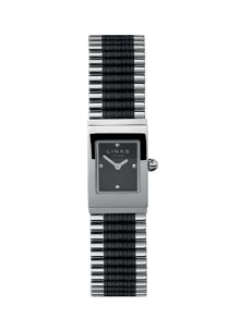 Friendship Black Rectangular Watch