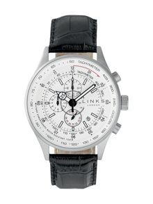 MPH White Dial Watch