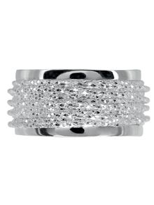 Links of London Celeste Silver Wrap Ring