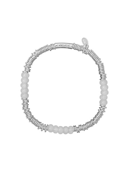 Links of London Sweetie xs milky quartz bracelet