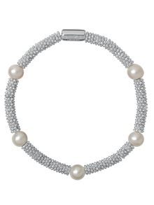 Links of London Effervescence Star XS Pearl Bracelet