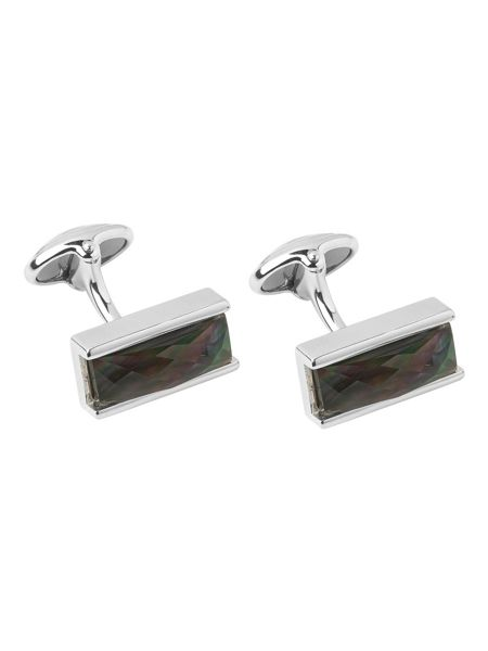Links of London Black Mother Of Pearl Cufflinks