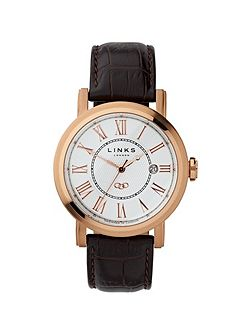 Richmond White Dial Watch